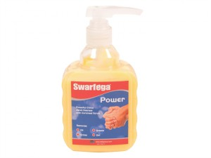 Power Hand Cleaner Pump Top Bottle 450ml