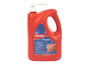 Power Hand Cleaner Pump Top Bottle 4 litre