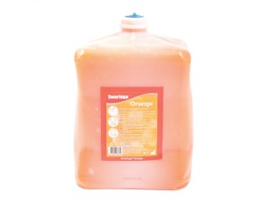 Orange Hand Cleaner Cartridge 4 litre
