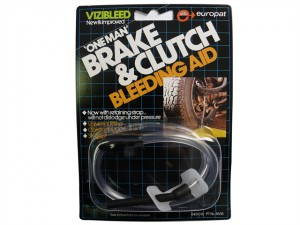 Vizibleed Brake & Clutch Bleeding Tool