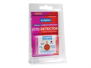Carbon Monoxide Colour Sensor Detector