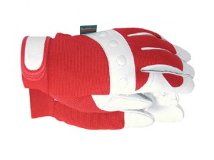 TGL104S Comfort Fit Red Gloves Ladies' - Small
