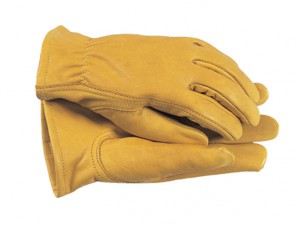 TGL105M Premium Leather Gloves Ladies - Medium