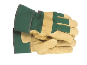 TGL108M Ladies' Fleece Lined Leather Palm Gloves
