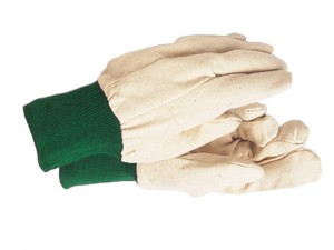TGL401 Mens Canvas Gloves
