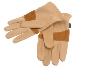TGL419 Superior Grade Leather Gloves Mens - Medium