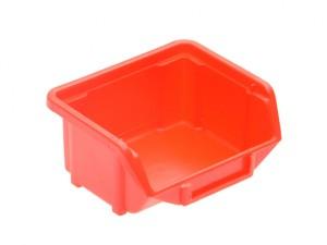 TE110 Red Ecobox W109 x D100 x H53mm