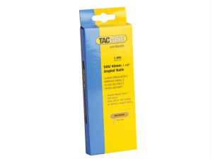 500 18 Gauge 40mm Angled Nails Pack 1000