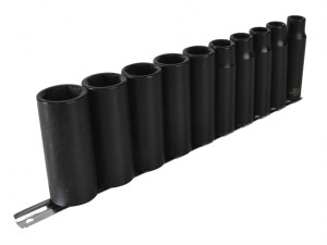 9126 Deep Impact Socket Set of 10 Metric 1/2in Drive