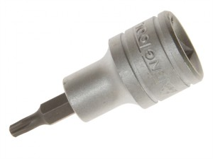TX Tamper Proof Torx Socket Bit 1/2in Drive T30