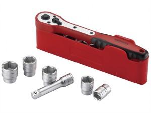 M1212N1 Basic Socket Set of 12 1/2in Drive