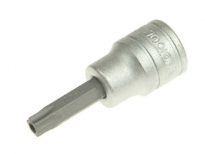 TPX40 Torx Pinned (Security) Socket Bit 3/8in Drive 6.5mm