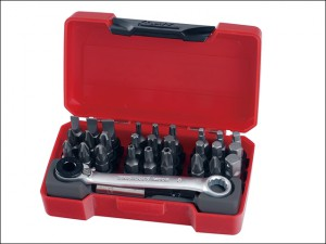 TM029 Socket Bit Set of 29 1/4in Drive