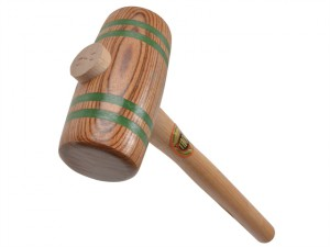 8070 Cylindrical Hardwood Mallet 67mm 800g