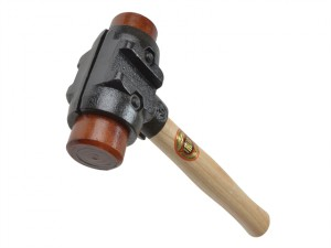 RH175 Split Head Hammer Hide Size 3 (44mm) 1450g