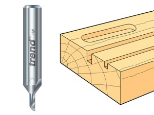 2/01 x 1/4 TCT Single Flute Cutter 1.5 x 6.0mm