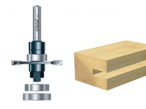 342 x 1/2 TCT Bearing Guided Biscuit Jointer 4.0 x 40mm