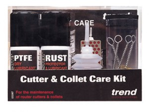 CCC/KIT Cutter & Collet Care Kit