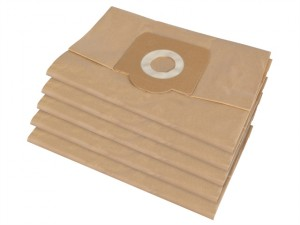 Paper Filter Bags For T31A Vacuum Pack of 5