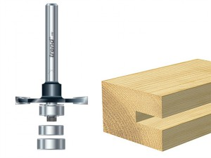TR35 x 1/2 TCT Biscuit Jointer Set 4.0 x 37.2mm
