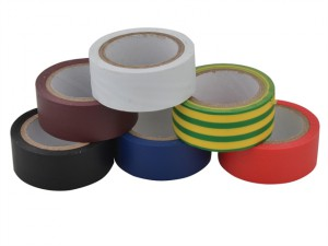 Electrical Tape (6 Colour Pack) 19mm x 3.5m