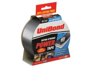 Powertape Silver 50mm x 25m + 20% free