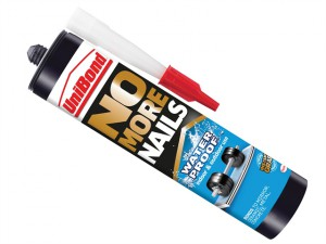 No More Nails Waterproof Interior / Exterior - Solvent Free 300ml