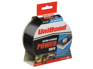 Powertape Black 50mm x 25m