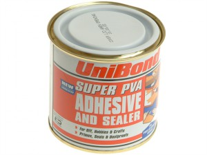 Super PVA Adhesive and Sealer 250ml