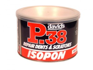 P38 Multi-Purpose Body Filler Tin 600ml