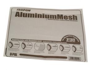 Aluminium Mesh 25cm x 20cm (P38-P40)