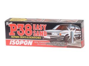 P38 Easy Sanding Body Filler Tube 60ml