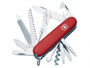 Ranger Swiss Army Knife Red Blister Pack