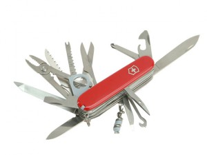 Swiss Champ Swiss Army Knife Red 1679500