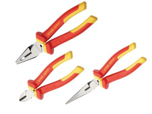 Pliers VDE Set 3 Piece