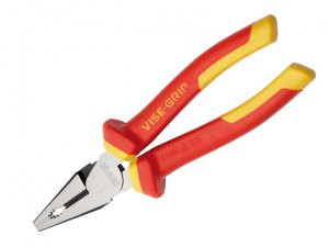 Combination Pliers High Leverage VDE 200mm (8in)
