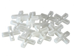 Floor Tile Spacers 7mm Pack of 100