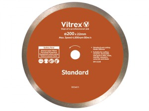 Diamond Blade Standard 200mm