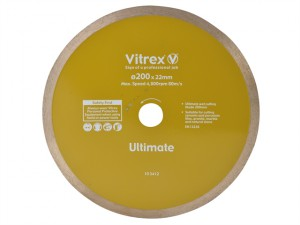 Diamond Blade Ultimate 200mm