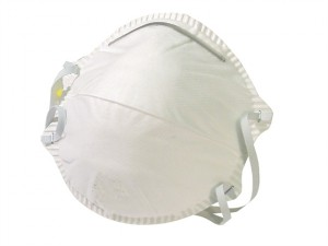 Sanding & Loft Insulation Standard Moulded Mask FFP1