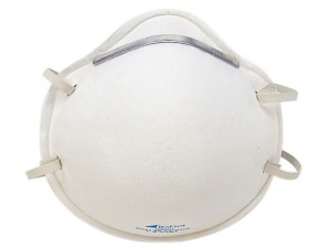 Power Tool & MDF Respirator P2 Moulded Mask