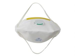 Premium Valved Fold Flat Sanding & Insulation Mask FFP1