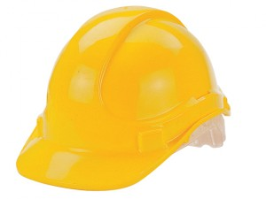 Safety Helmet - Yellow