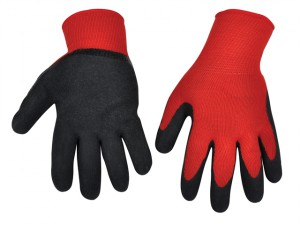 Premium Builder's Grip Gloves - Large/Extra Large