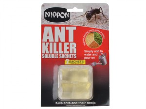 Nippon Ant Killer Soluble Sachet Blister Pack