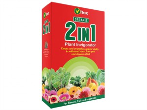 Organic 2 in 1 Plant Invigorator Concentrate 250ml
