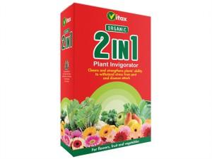 Organic 2-in-1 Plant Invigorator Concentrate 250ml