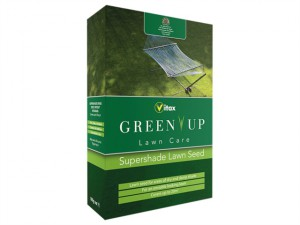 Green Up Supershade Lawn Seed 500g