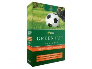 Green Up Supertough Lawn Seed 30 sq.m