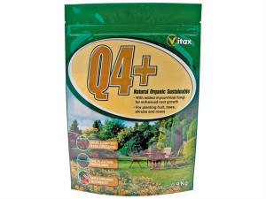 Q4+ Pre Planting Powder Fertilizer 0.9kg